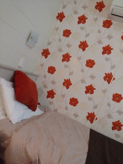 The Orange Room!!