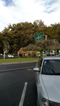 Hobbit inspired home in Matamata.